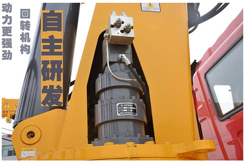 徐工16吨随车吊带爬梯厂家直销可分期145725365