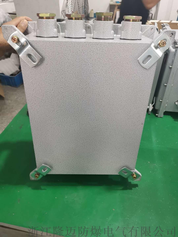 铝合金防爆接线箱ExdⅡBT6-IP65-WF1953037045