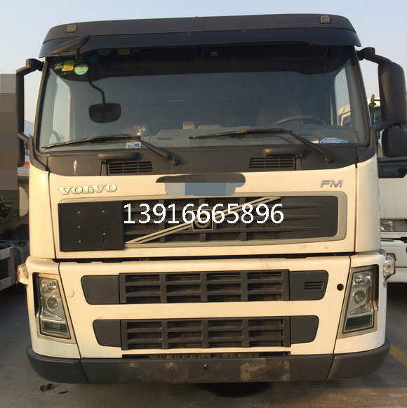 豪沃轻卡6.8米_沃上海二手沃尔沃volvo卡车FM400 A615926【价格,厂家,求购,使用 ...