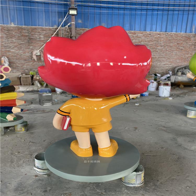 形象卡通雕塑 韶关卡通熊猫雕塑方法步骤938399845
