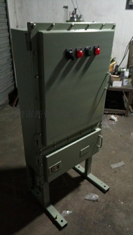 37KW防爆变频启动柜/钢板焊接立式防爆变频柜810807295