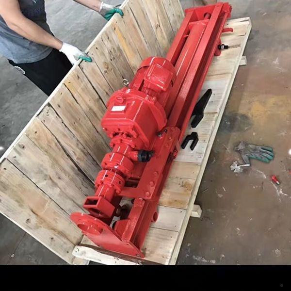 100型潛孔鑽機遼寧鞍山全氣動潛孔鑽機