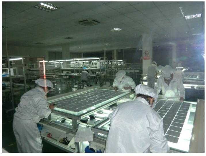 廠家直銷 太陽能發電組 單晶的A片光伏板 太陽能電池板24010622