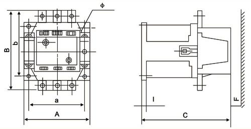 CJ40-63 交流接触器 上海人民电气87900455