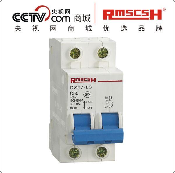 DZ47-63/2P 63A 小型断路器798119035