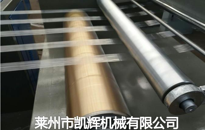塑料坯子绳拉丝机,扁丝拉丝机器,PE拉丝机厂家29774002