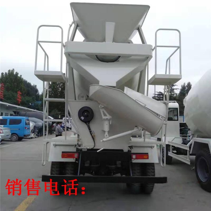 厂家直销 8方混凝土搅拌运输车 商混凝土罐车827466362