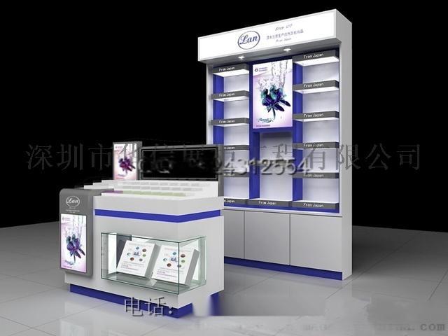 烤漆化妆品柜1
