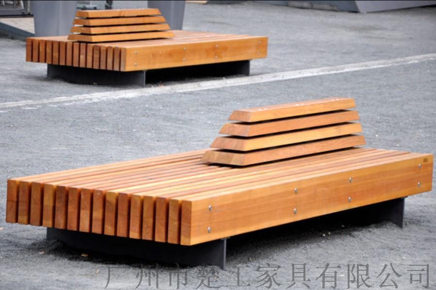 镀锌材质扁铁椅,室外设施园林小品休闲座椅122954915
