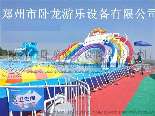 移動水上樂園設計規劃 充氣水池租賃103645715