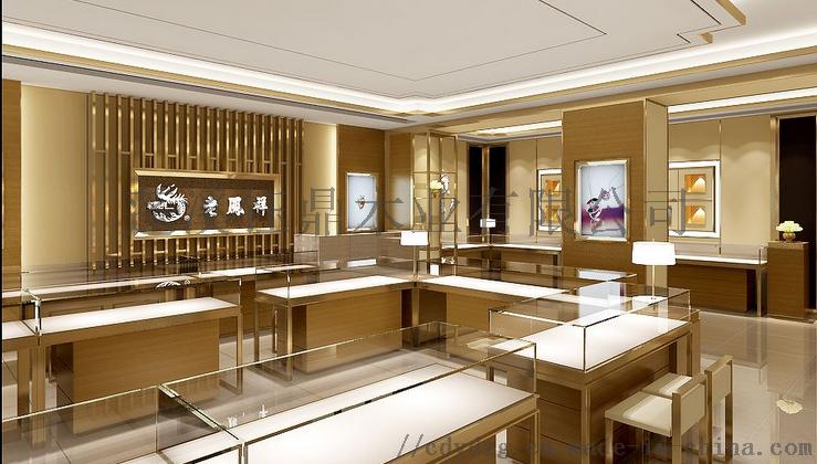 成都珠寶展櫃供應成都珠寶貨櫃展示櫃定做103584945