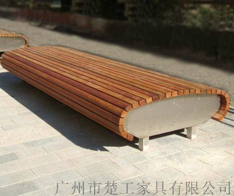 镀锌材质扁铁椅,室外设施园林小品休闲座椅122954905
