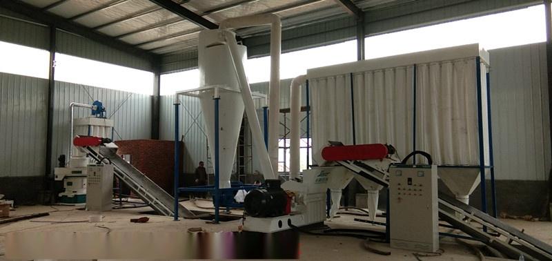 四川锯末颗粒机 免黄油环摸颗粒机生产线设备113433262