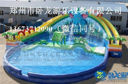 移動水上樂園設計規劃 充氣水池租賃103645725