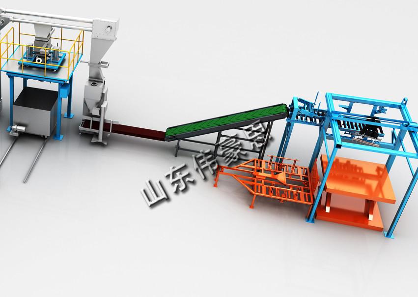 设计定制粉料包装码垛机器人 码垛机生产线97851885