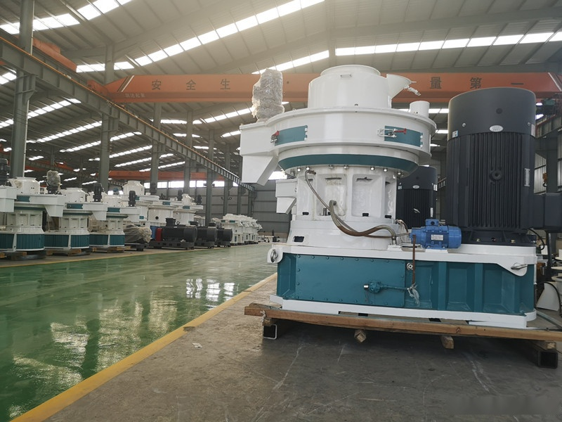 济南新能源稻壳颗粒机 木材颗粒机生产线114255732