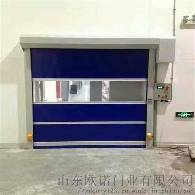 济南厂家供应 工业快速门 PVC堆积门59906722