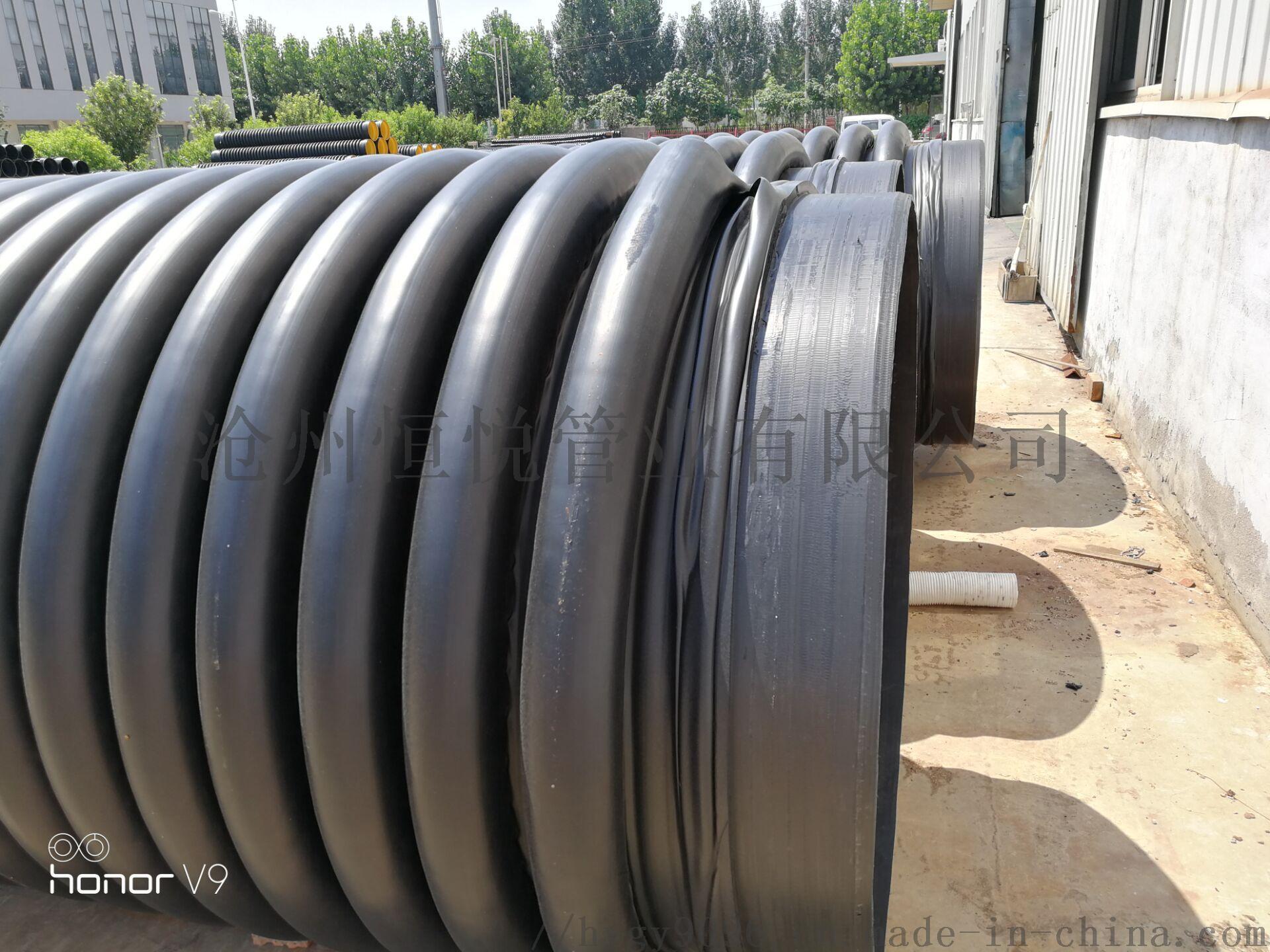 缠绕排水管克拉管直销厂家报价767723812