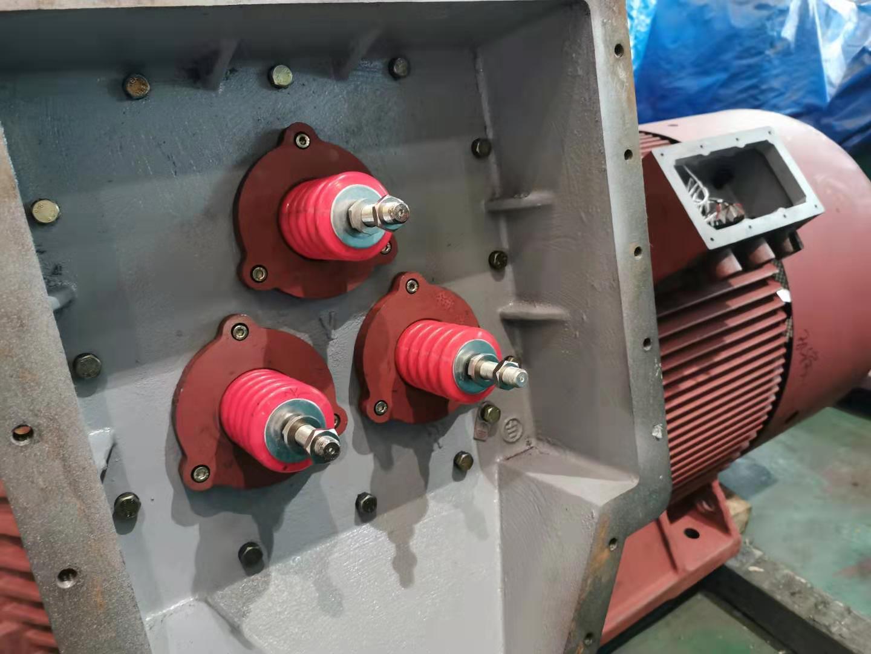 南陽防爆集團YB2-400高壓接線盒870409525