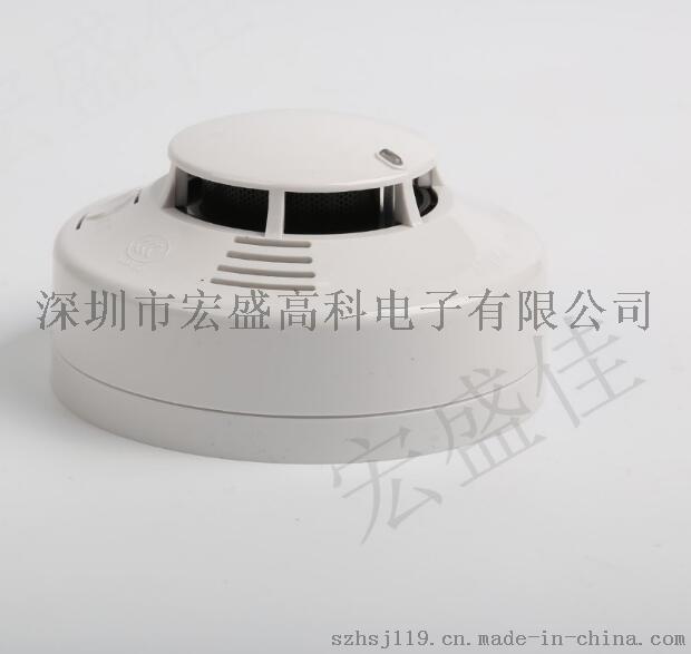 JTY-GF-TX6190 獨立式光電感煙火災探測報警器3