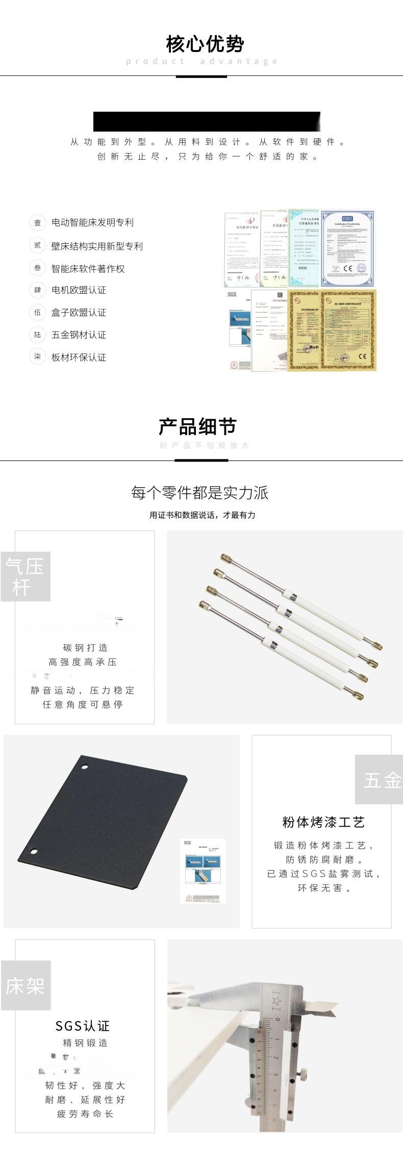 電動多功能摺疊桌 智造坊DPZ摺疊桌100360535