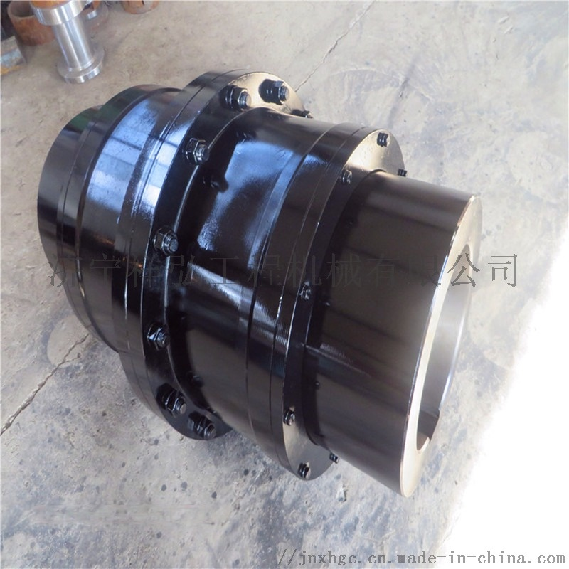 蛇簧联轴器厂家 皮带机蛇簧联轴器771046802