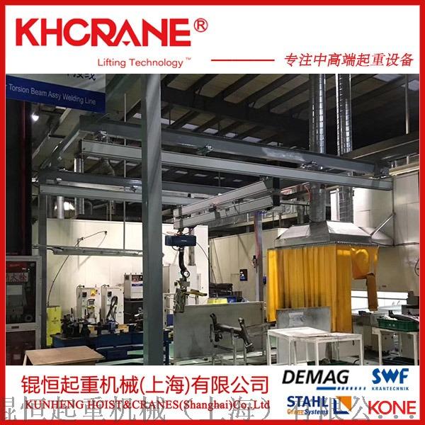 厂家直销KBK柔性轨道,铝合金轨道,0重力轨道105975485