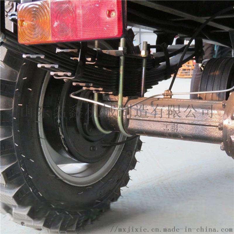 自卸柴油工程三轮车 农用货运工地柴油三轮830784762