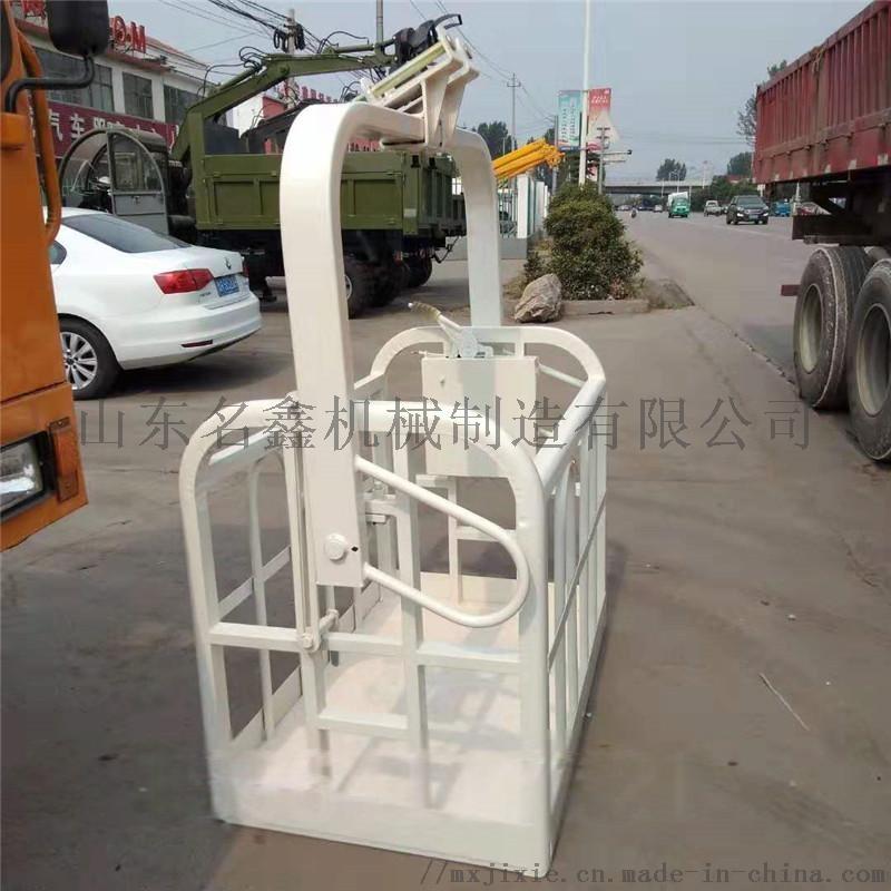 高空作业吊篮吊笼 电动吊篮 济宁1.2米吊车吊篮830369762