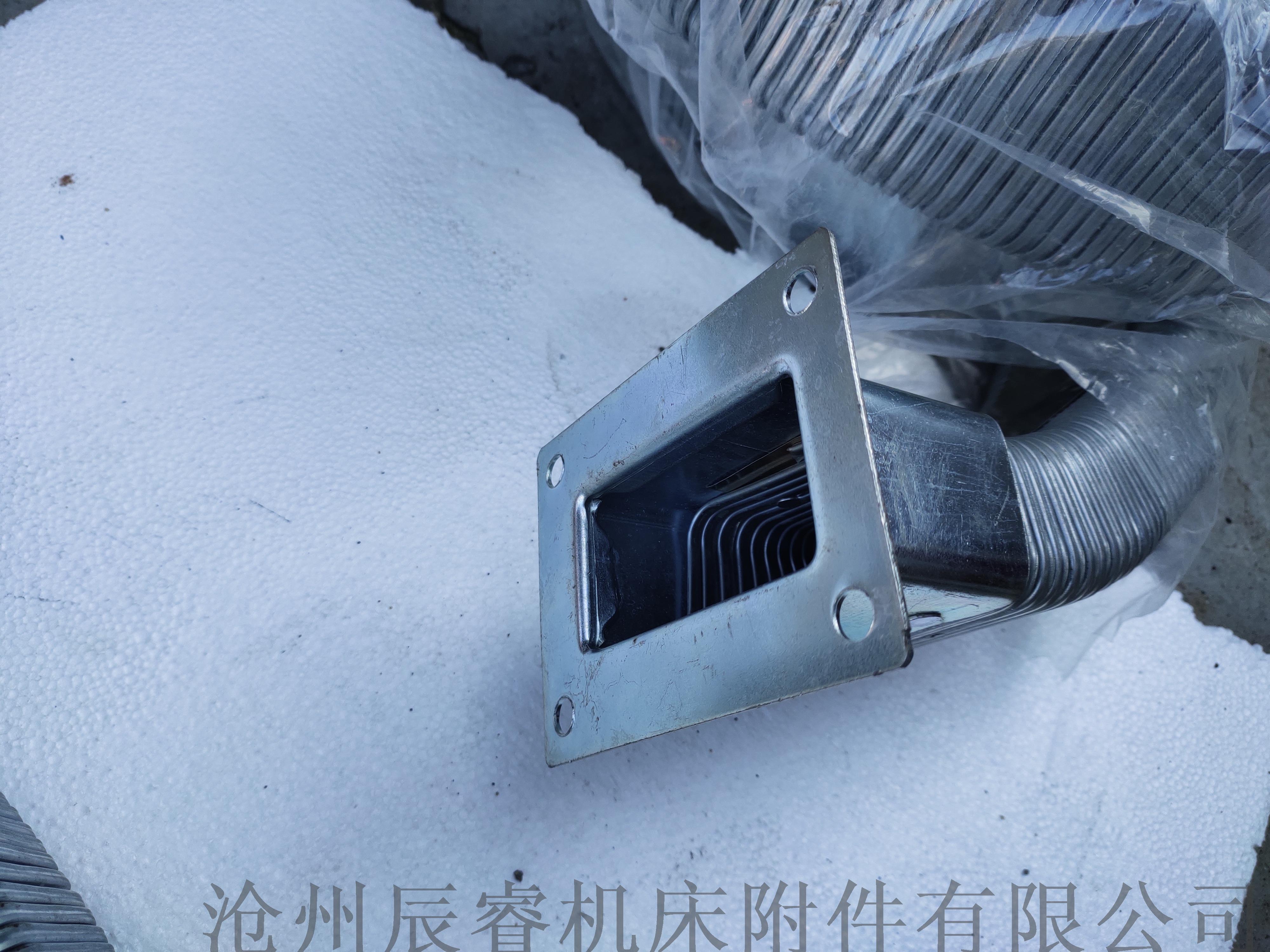 耐磨JR-2矩形金属软管 CZ矩形金属软管122378985