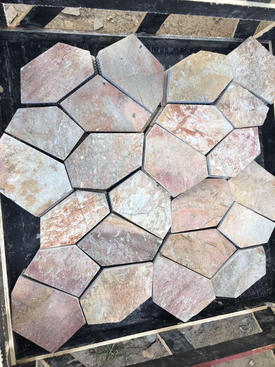 大量供應文化石蘑菇石 綠色蘑菇石鏽色蘑菇石文化石26486782