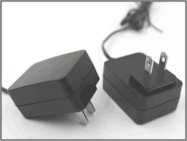 廠家直銷12V1A美規電源適配器,加溼器專用801866025