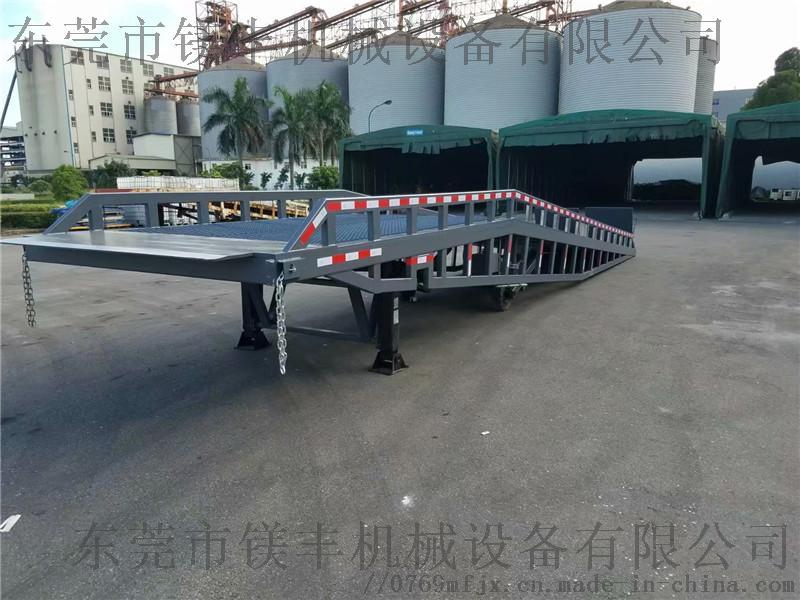湛江集装箱卸货平台|湛江集装箱叉车装货平台72503952