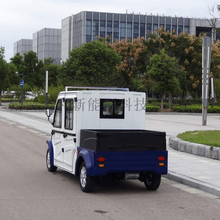 双排座小型电动带斗货车,家用小型货车817984032