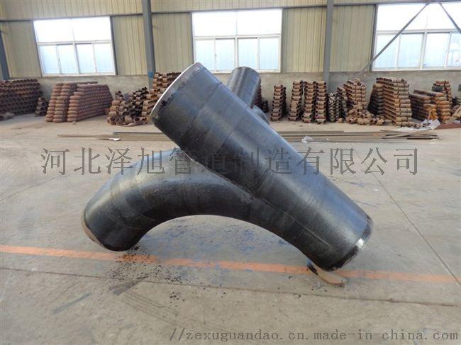 管线钢对焊三通、X65对焊三通、大口径三通144768415