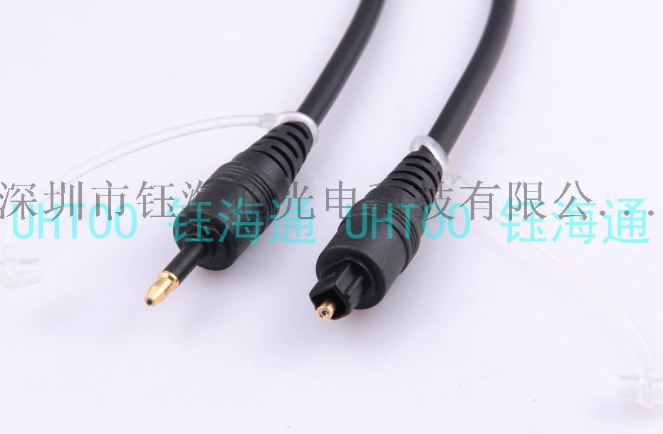 进口塑料光纤音频跳线97900915
