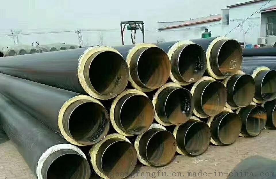 黑河聚氨酯热水保温管,预制直埋保温管88977022