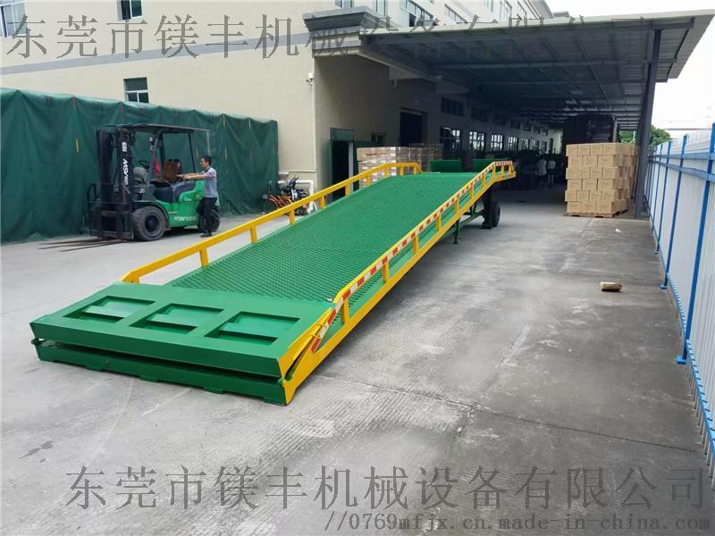 湛江集装箱卸货平台|湛江集装箱叉车装货平台72504002