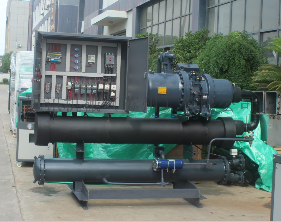 南通水冷螺杆式冷水机组 厂家直销 旭讯机械927600075