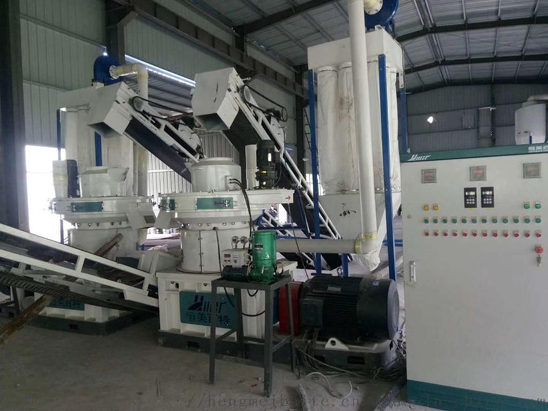 湖南省松木木屑顆粒機 生物質秸稈顆粒機生產線95959222