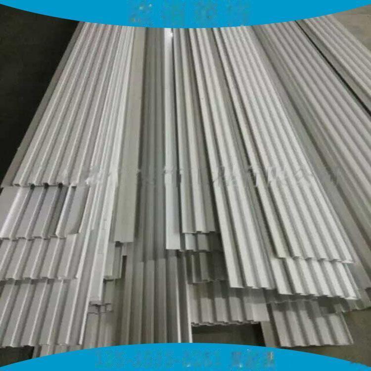 10*10规格波纹铝板吊顶天花 墙面装饰凹凸型长城铝板101646535