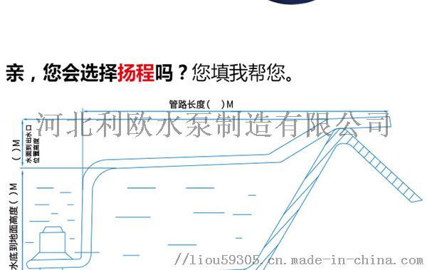 利欧ZJQ潜水渣浆泵32ZJQ-8.5-6-K106768655