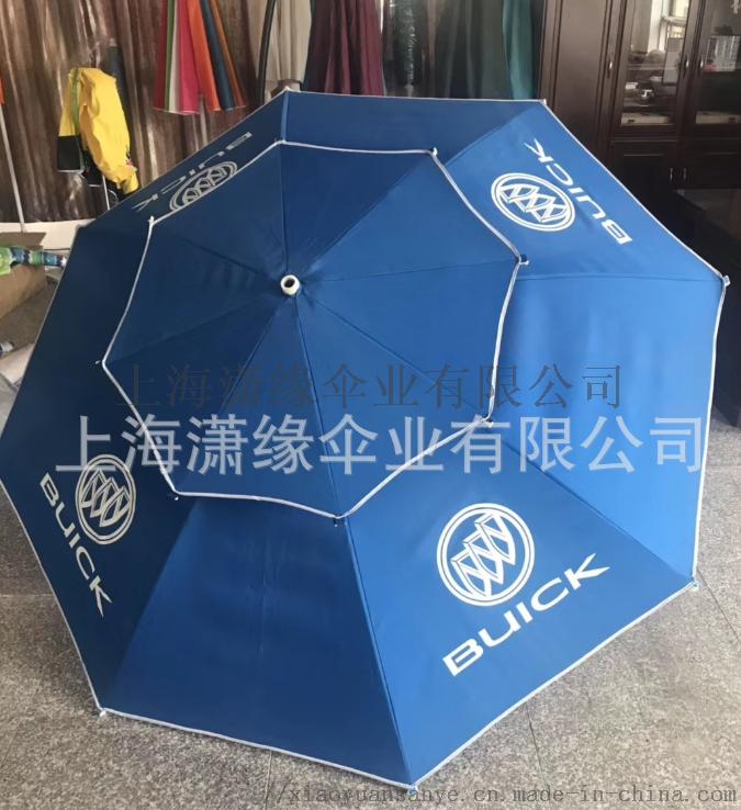 定制户外双顶遮阳伞、玻璃纤维伞架宣传太阳伞生产厂家799419642