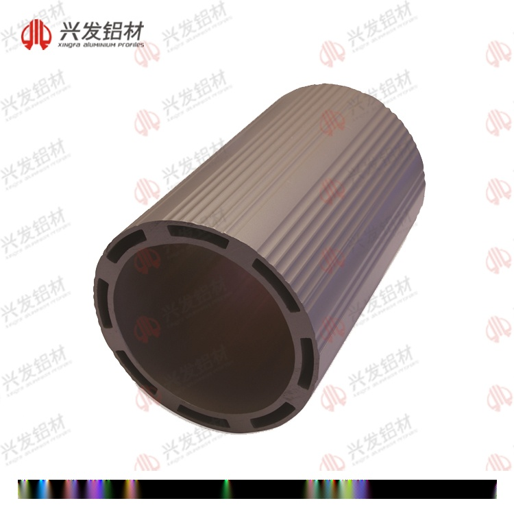 灯管外壳铝型材定制加工 兴发铝业773099505