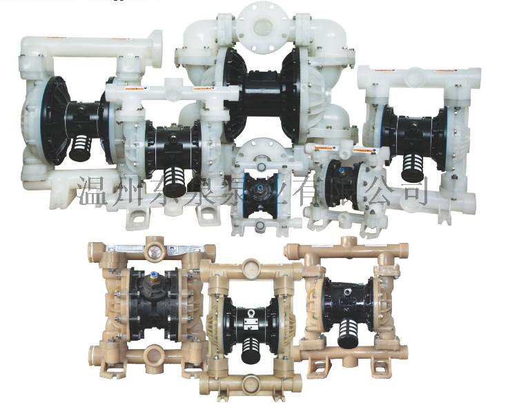 QBY气动隔膜泵 不锈钢 铝合金 铸铁 塑料771462615