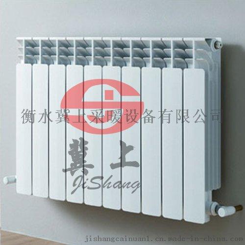 廠家直銷壓鑄鋁散熱器 雙金屬壓鑄鋁暖氣片冀上742096082