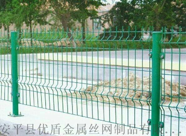 铁网围栏 邯郸绿色铁网围墙护栏 铁丝网围栏厂家791953605