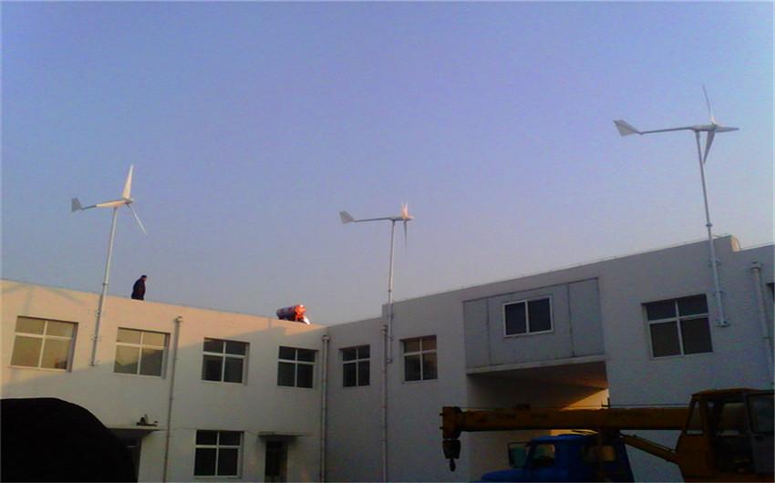 併網 高效發電 寧夏地區專供晟成 3000W風力發電機26595112