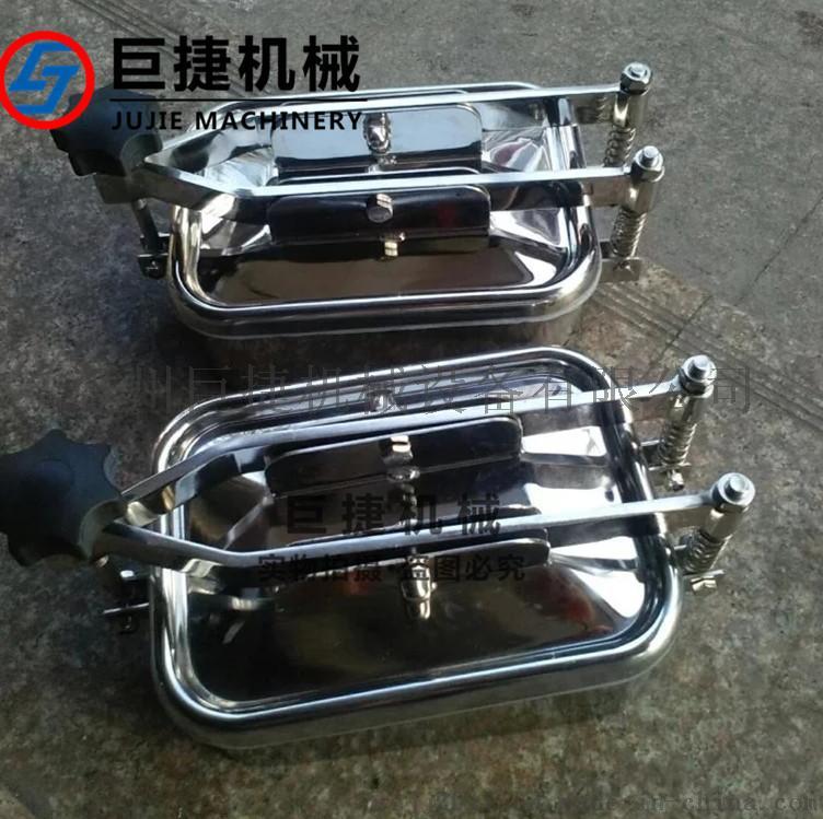 溫州巨捷不鏽鋼方形人孔 衛生級方形人孔 常壓方形人孔 快開方形人孔 衛生級方形人孔728974995
