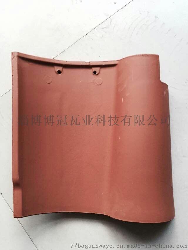 防水全瓷屋面瓦,中国陶瓷瓦聚集专业加工企业详情引见764811192